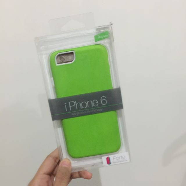 Case Anti-shock iPhone 6 Forte