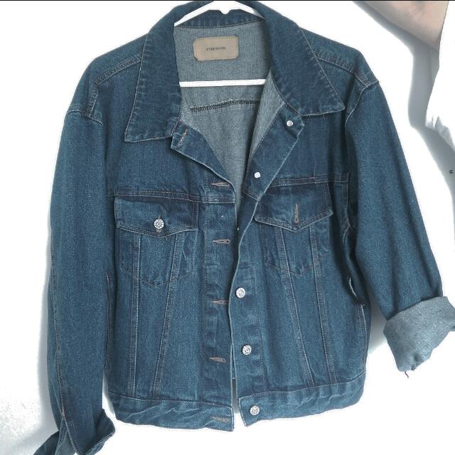 STAR ROOM: Denim Jacket