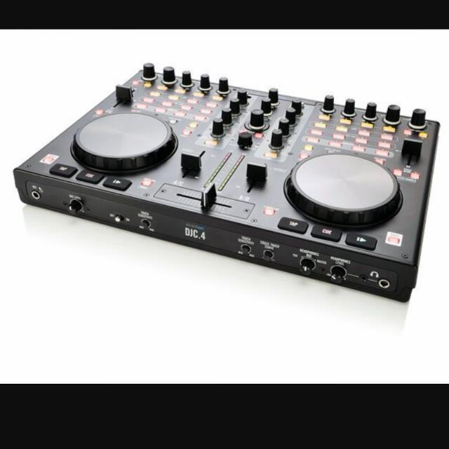 DJ Controller - Stanton CDJ 4