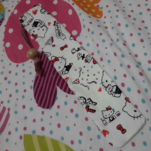 Hello Kitty手工放筷套
