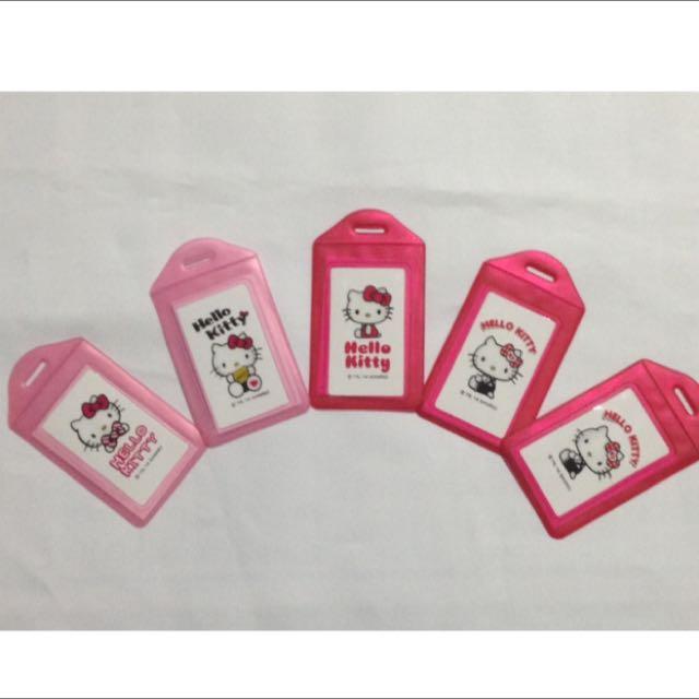 Hello Kitty 證件套/磁卡_套現貨
