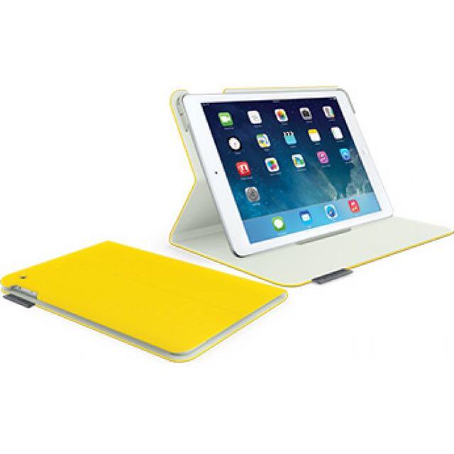 iPad Air Cover : BNIP YELLOW Logitech