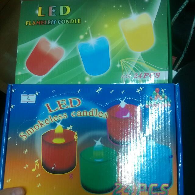 LED小燈(只用過一次)