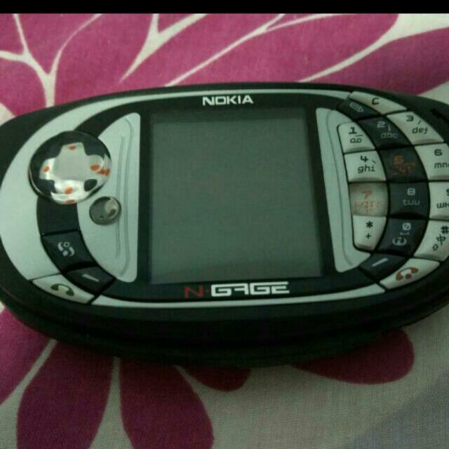 Nokia N-gage Qd Brand New Refurbished Export Set Chinese Version