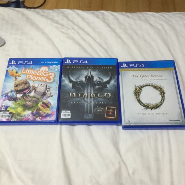 Ps4 Games 2nd Hand Cheap