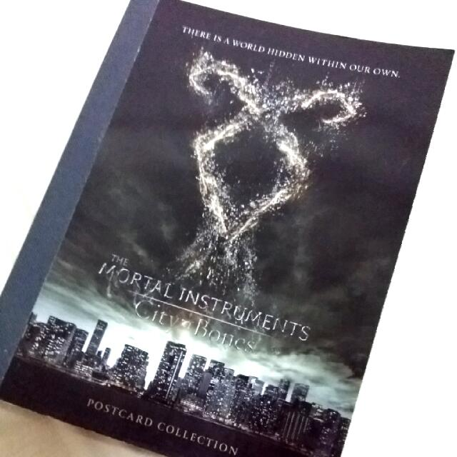 The Mortal Instruments: City of Bones - Postcard Collection