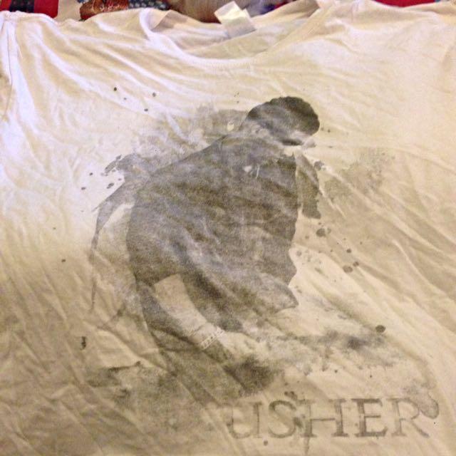USHER TOP