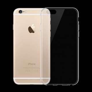 iPhone透明軟殼