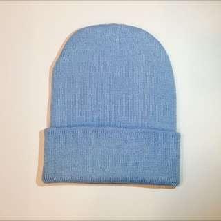 針織毛帽 毛帽 素色毛帽 帽子 針織帽 男女皆可