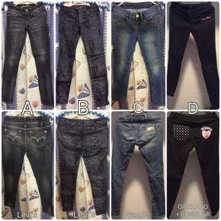 Famous Jeans & Short