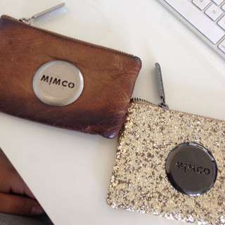 Mimco I Pouch
