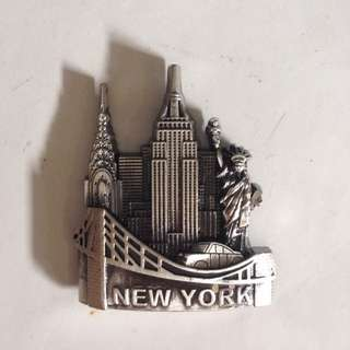 NEW YORK Fridge Magnet