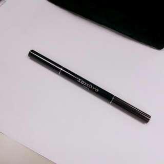 全新韓國雙頭眉筆(眉筆+筆刷)灰色