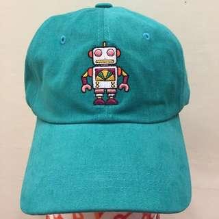 機器人棒球帽🤖️