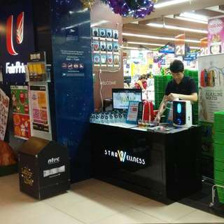 30 November To 6 December 2015 Roadshow At Tampines Mall Ntuc Basement
