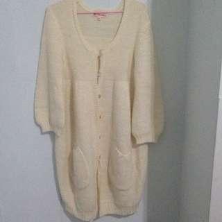 含郵Genni.s孕婦針織大衣