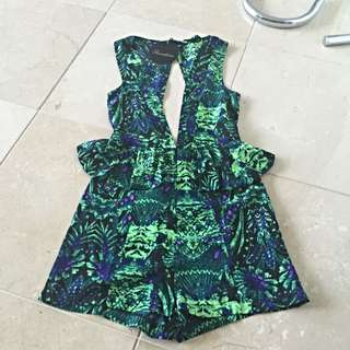 New With Tags Size 6 Jumpsuit