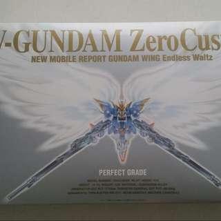 Gundam Perfect grade - Gundam Wing Endless Waltz