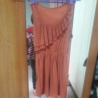 二手>可換可買>無袖洋裝