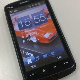古董 HTC Touch HD T8282 WM6.5 手機