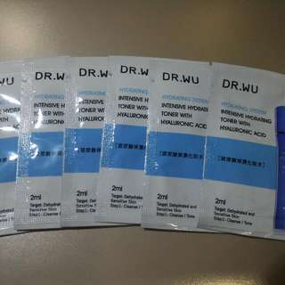 Dr.wu玻尿酸保濕化妝水