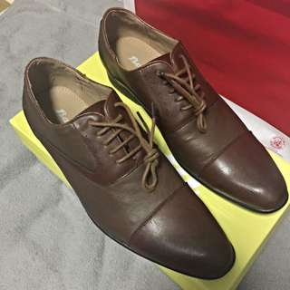 *BNEW* Brown BATA Shoes -$35