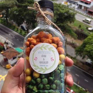 doorgift botol
