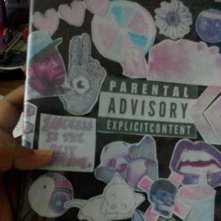 Customizable Themed Notebook