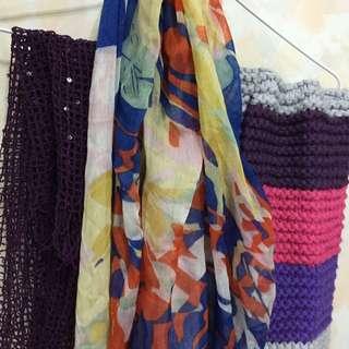12🈷️圍巾