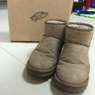 VANS雪靴 36號 $399