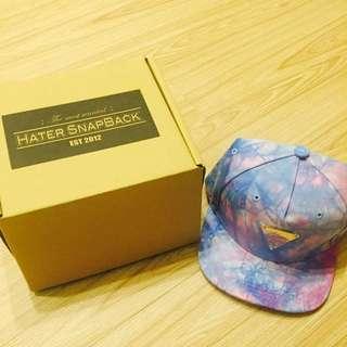 Hater渲染帽