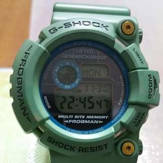 Casio G-Shock Frogman LRG GW-206K