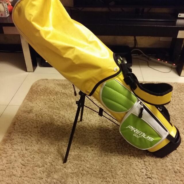 兒童高爾夫球具