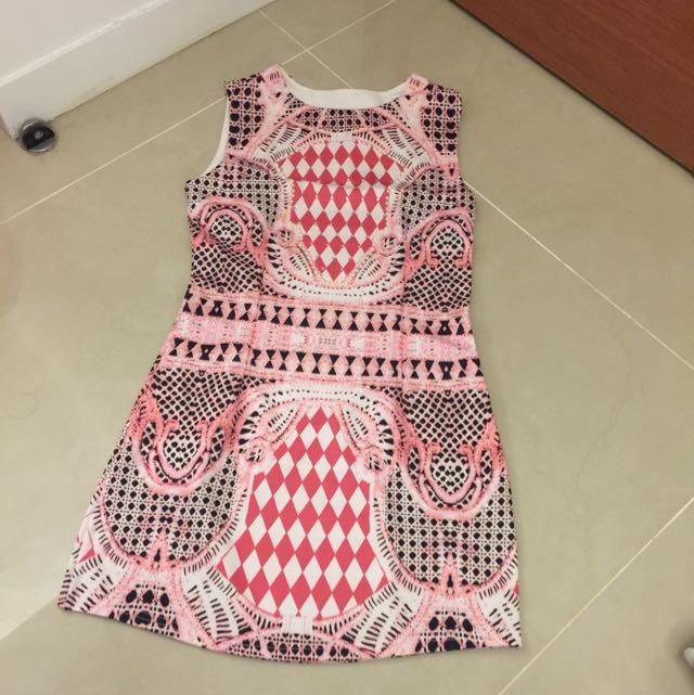 🚩幾何珍珠氣質洋裝🚩