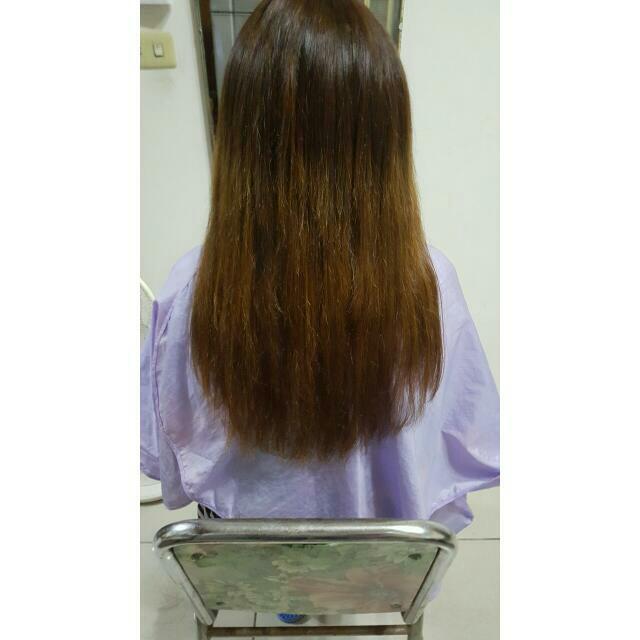有女孩想便宜接髮🙆😚