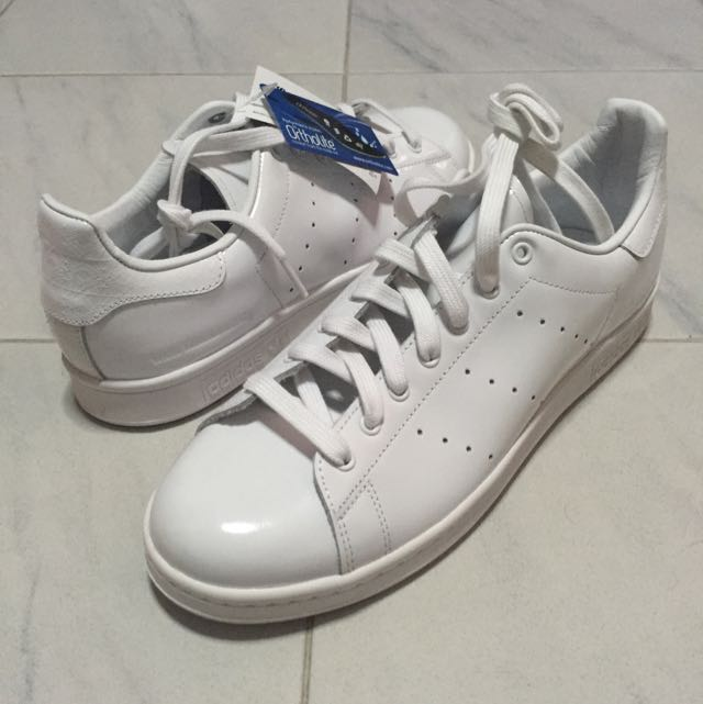 wholesale dealer 15d18 59afc Adidas x White Mountaineering Stan Smith UK8