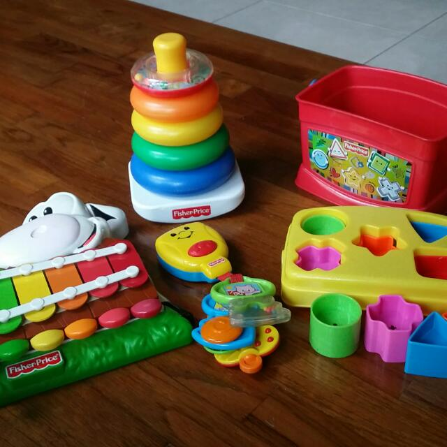 Fisher Price Toys (Pending Collection)