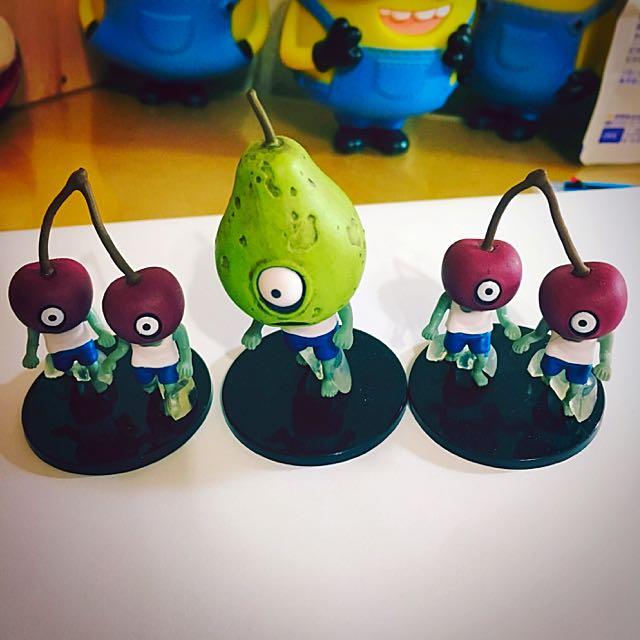 FruitsZombies