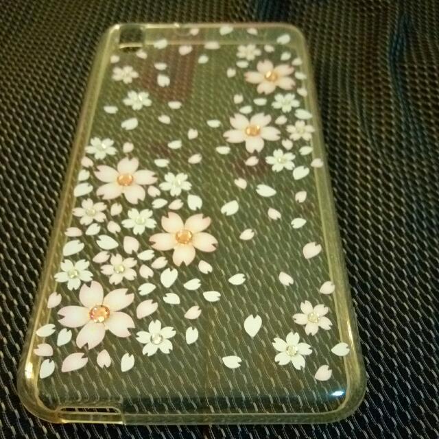 HTC  816施華洛世奇透明保護套