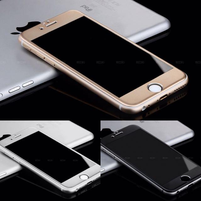 iPhone 3D曲面滿版玻璃膜
