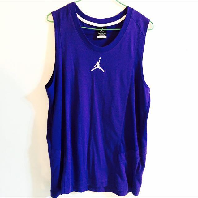 Jordan 球衣背心