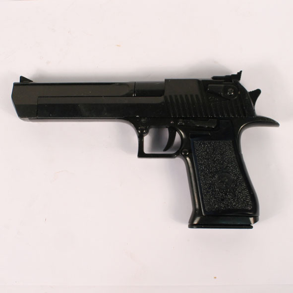 looking for a 1:1 replica pistol for display, must be heavy, as real as possible, made of metal, well basically as close as to the real thing. for display