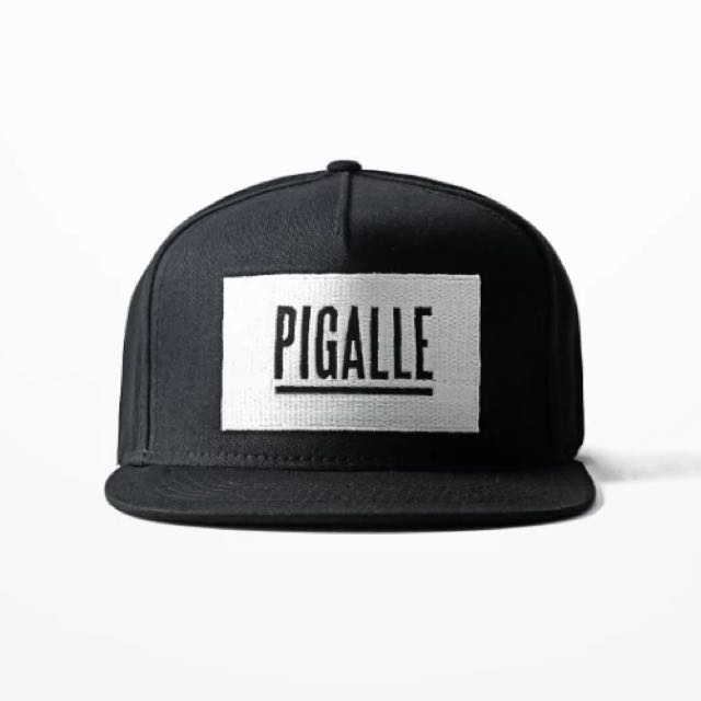 (PO) Pigalle SnapBack c71dc394076