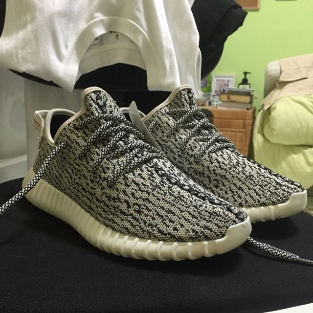 check out 2c4b4 ff151 VNDS YEEZY Boost 350 Turtle Dove US8