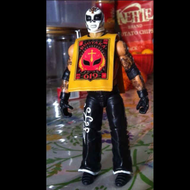 Wwe Rey Mysterio Toys Games On Carousell