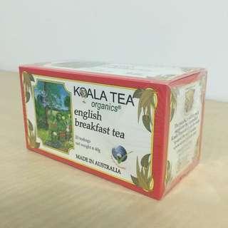 澳洲無尾熊有機調味花茶