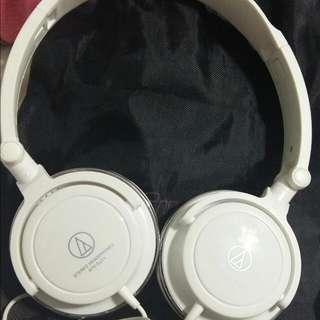 鐵三角audio Technica耳機