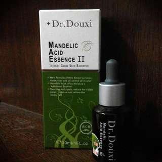 【二手*含運】Dr.Douxi朵璽煥膚瞬效亮白杏仁酸5%