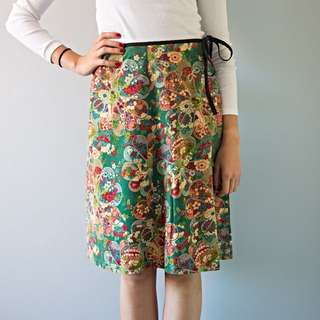 Maiocchi Knee Length Skirt