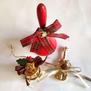 聖誕吊飾三款